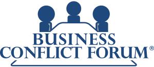 Business Conflict Forum ® Logo