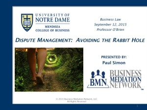 ND EMBA 2015 Cover